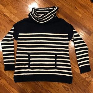 Charter Club Cowl Neck Sz M Sweater DS145